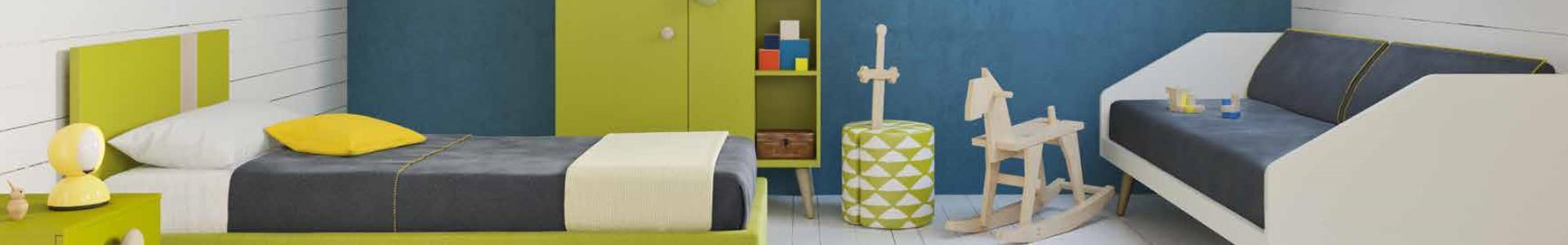 breadcrumb Juveniles Dormitorios - Muebles Gil Martín